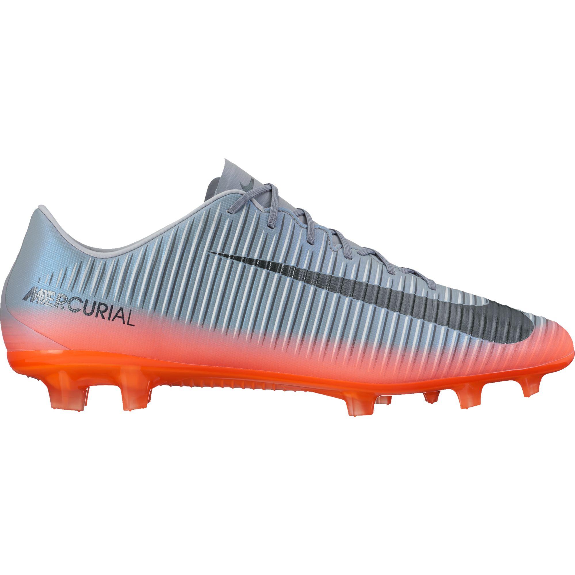 Chaussure de football à crampons pour terrain sec Nike Mercurial Veloce III CR7 (FG) pour Homme   EKINSPORT