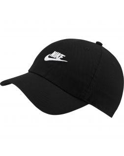 Casquette Nike Sportswear Heritage86 Futura Washed 913011