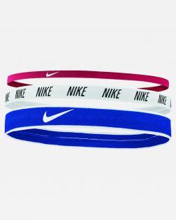 Lot de 3 mini-bandeaux Nike Mixed Width AC4453-905