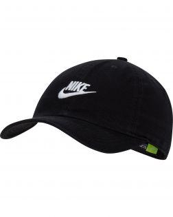 Casquette Nike Heritage86 Noire AJ3651-010