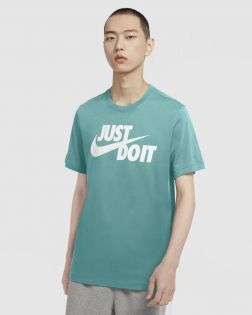 t shirt nike sportswear jdi vert pour homme AR5006 307