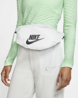 Sac de ceinture Nike Sportswear Heritage Blanc BA5750-100