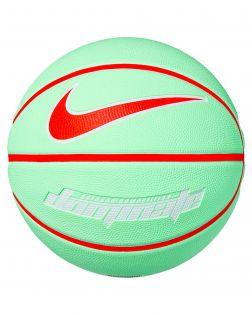 Ballon de basketball Nike Dominate 8P Vert Fluo BB0635-362