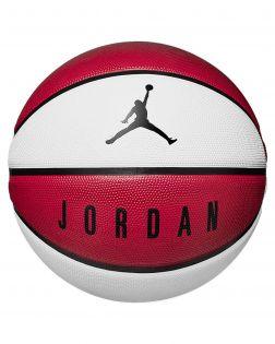 ballon de basketball jordan playground 8p rouge BB0650 611