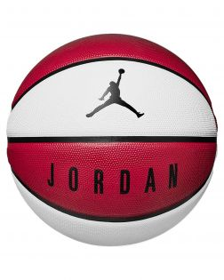 Ballon de basketball Jordan Playground 8P Rouge BB0650-611