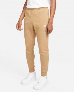 Pantalon de jogging Nike Sportswear Club Fleece pour Homme Couleur : Dk Driftwood/Dk Driftwood/White Taille :XS Bas de jogging pour homme
