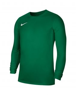 maillot nike park 7 manches longues vert homme BV6706 302