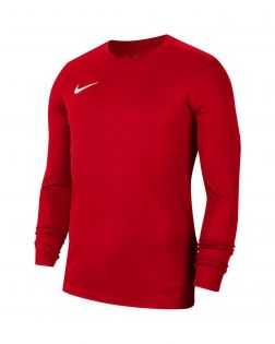 maillot nike park 7 manches longues rouge homme BV6706 657