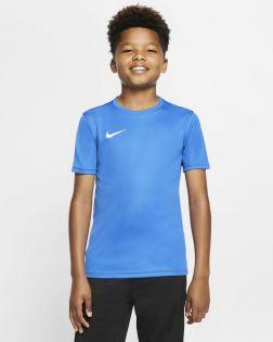 Nike Park VII Bleu Royal Maillot pour enfant