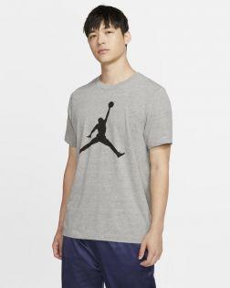 t shirt jordan jumpman gris pour homme CJ0921 091