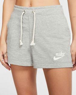 Short Nike Sportswear Gym Vintage Gris pour femme CJ1826-063