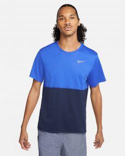 maillot nike breathe bleu pour homme CJ5332 480