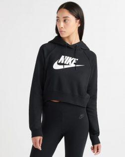 Nike Sportswear Essential Cropped Sweat à capuche pour femme