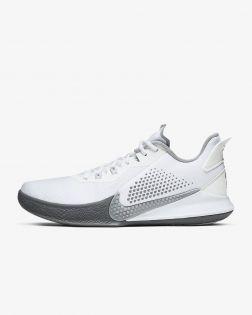 Chaussures Nike Mamba Fury Blanches CK2087-100