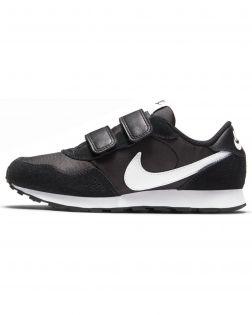 Chaussures Nike MD Valiant noires pour Enfant CN8559-002