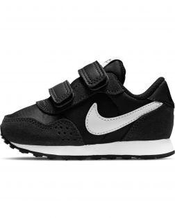 Chaussures Nike MD Valiant Noires pour Bébé CN8560-002