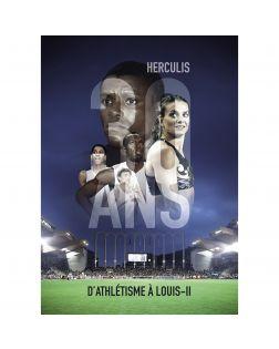 Livre HERCULIS EBS - 30 ans d'athlétisme à Louis-II Goodies