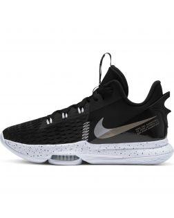 Chaussures de basketball Nike Lebron Witness 5 Noires CQ9380-001