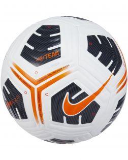 ballon nike academy pro fifa blanc orange CU8041 101