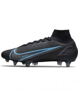 Chaussures de football Nike Mercurial Superfly 8 Elite SG-Pro AC Noires - Renew Pack - CV0960-004