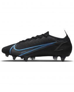 Chaussures de football Nike Mercurial Vapor 14 Elite SG-Pro AC Noires - Renew Pack - CV0988-004