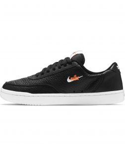 Chaussures Nike Court Vintage Premium Noires pour Femme CW1067-002