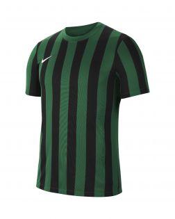 maillot nike striped division iv vert enfant CW3819 302