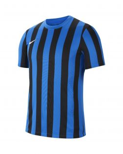 maillot nike striped division iv bleu royal enfant CW3819 463
