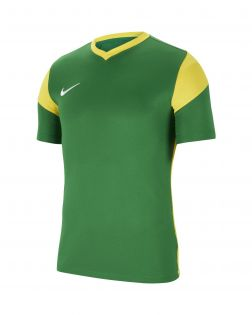 maillot nike park derby iii vert homme CW3826 303