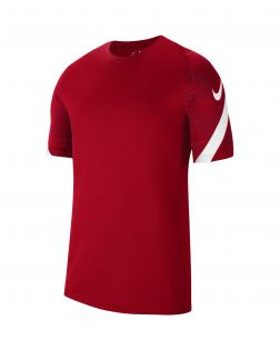maillot nike strike 21 rouge homme CW5843 657