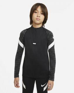 Haut d'entraînement ¼ zip Nike Strike 21 pour Enfant CW5860-010