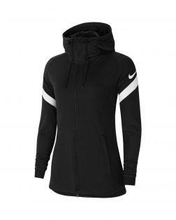Sweat à Capuche Zippé Nike Dri-FIT Strike 21 pour Femme CW6098