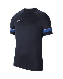 maillot entrainement nike academy 21 bleu marine enfant CW6103 453