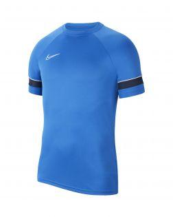 maillot entrainement nike academy 21 bleu royal enfant CW6103 463