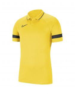 polo nike academy 21 jaune homme CW6104 719