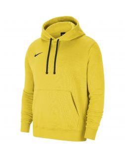 sweat a capuche nike team club 20 jaune homme CW6894 719