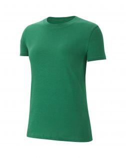 t shirt nike team club 20 vert femme CZ0903 302