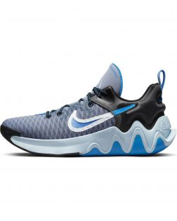Chaussures de basketball Nike Giannis Immortality Bleues CZ4099-400