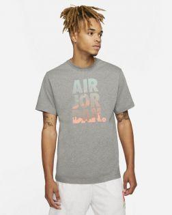 t shirt jordan jumpman classics gris pour homme DC9354 091