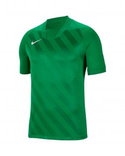 Maillot Nike Challenge III pour Enfant Taille : XL Couleur : Pine Green/Pine Green/White Maillot pour enfant