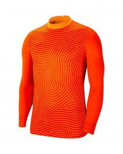 Maillot Nike Gardien III Manches Longues pour Enfant Taille : XS Couleur : Total Orange/Brilliant Ornge/Team Orange Maillot de gardien pour enfant