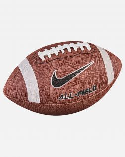 Ballon de football américain Nike All-Field 3.0 Marron NFI04-222