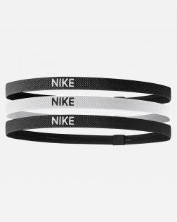 Lot de 3 mini-bandeaux Nike Elastic NJN04