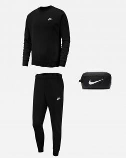 Pack Nike Sportswear Sweat Bas de jogging Sac à chaussures pour Homme BV2662 BV2679 BA5967