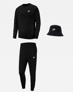 Pack Nike Sportswear Sweat Bas de jogging Bob pour Homme BV2662 BV2679 DC3967