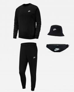 Pack Nike Sportswear Sweat Bas de jogging Bob Banane pour Homme BV2662 BV2679 DC3967 DB0490