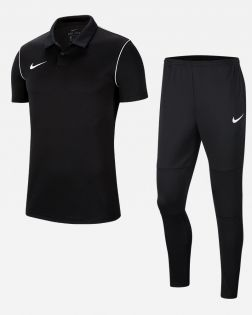 Pack Nike Park 20 pour Homme Polo et Bas de survêtement