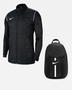 Pack Nike Park 20 Coupe-vent et sac à dos Nike Academy Team