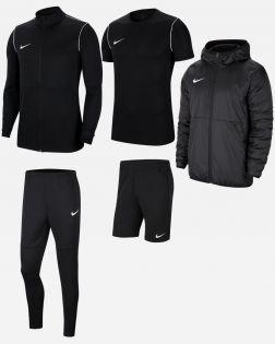 Pack Entrainement Nike Park 20 Homme maillot, short, survetement, veste, sweat, pantalon, parka