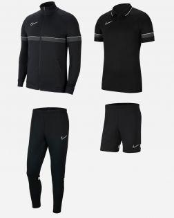 Pack Entrainement Nike Academy 21 Homme maillot, short, survetement, veste, sweat, pantalon, parka